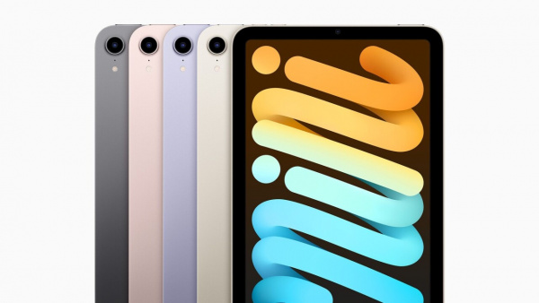 Apple, IPhone, Apple Inc., iPad, iPad Mini, fall event, raved about the new iPad Pros, especially because of the security aspect, the Center Stage, here