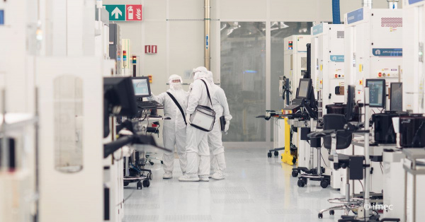 The whole world is tinkering with imec's high-tech garage