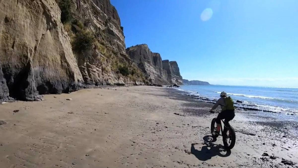 Cycling holidays in Napier and Hawke's Bay