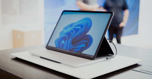 Microsoft, Apple WWDC 2020, Surface Duo 2, Surface Laptop Studio, Surface Pro 8, hands-on post, Xbox Adaptive Controller, reviewed