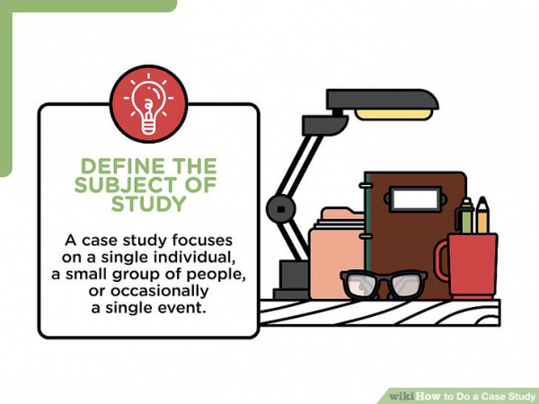 How to Do a Case Study