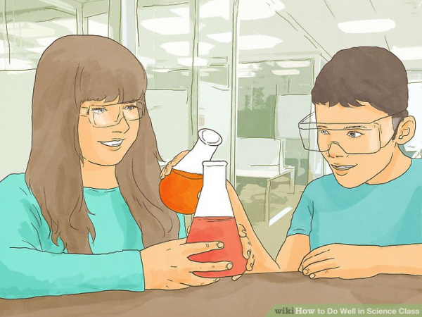 How to Do Well in Science Class