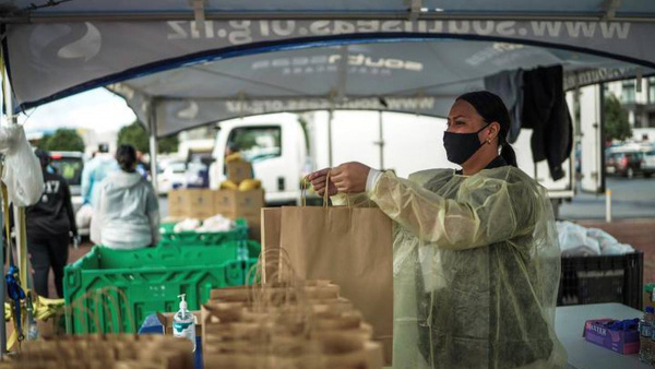 Covid 19 Delta outbreak: Need for food parcels doubled in level 4 - Auckland City Mission