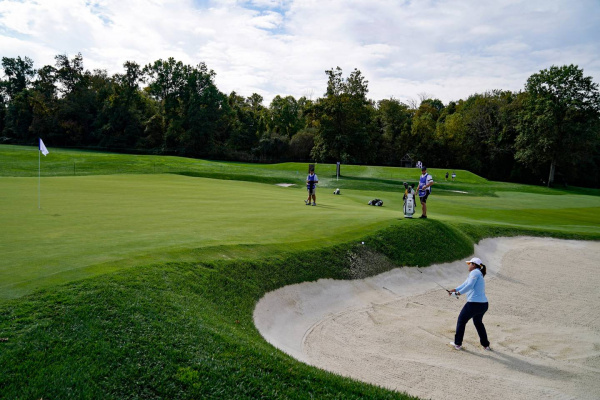 Golf Australia cancels men's and women's Opens amid Covid-19 pandemic