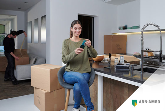 ABN Amro, the mobile banking app, personal checklist, several relevant tips, some cultural advice, buying a house in the Netherlands, personal liability insurance, here