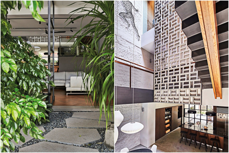The Chic Home: History meets modernity in this Joo Chiat home