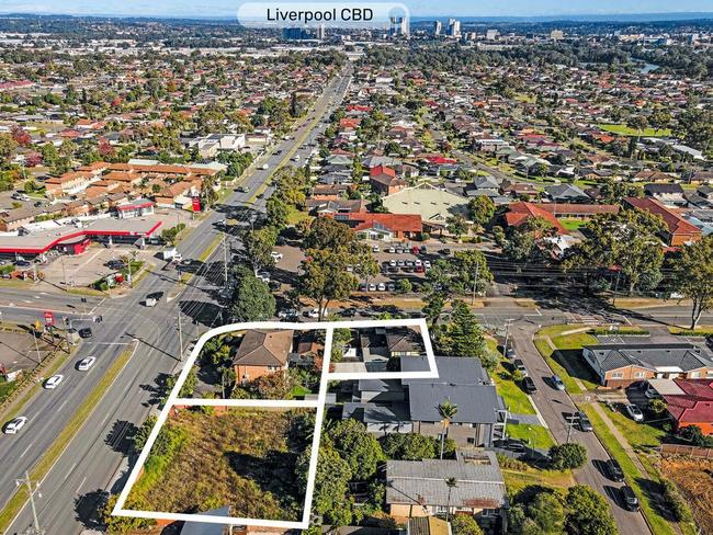 Homeowners team up to sell amalgamated sites to developers