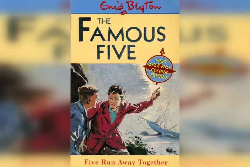 British heritage charity flags Enid Blyton's 'racism'
